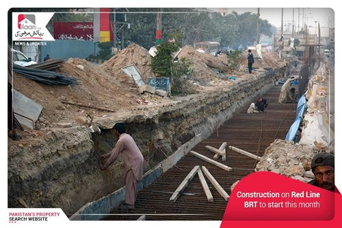 Construction on Red Line BRT to start this month