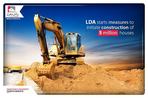 LDA Starts Measures to Initiate Construction of 5 Million Houses