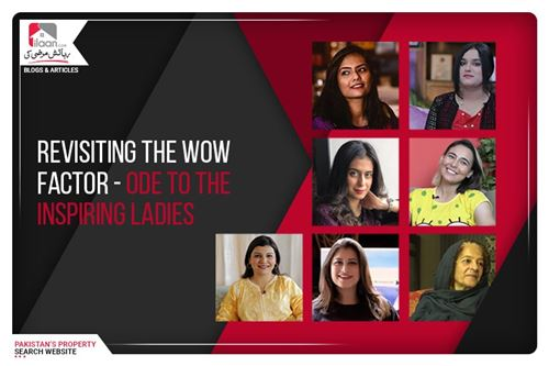 Revisiting the WOW Factor – Ode to the Inspiring Ladies