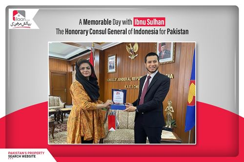A Memorable Day with the Honorary Consul General of Indonesia for Pakistan