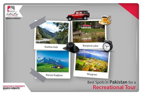Best Spots in Pakistan for a Recreational Tour