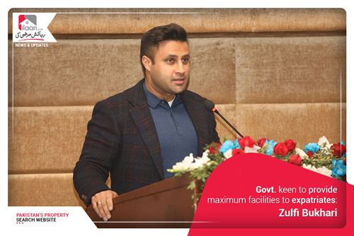 Govt. keen to provide maximum facilities to expatriates: Zulfi Bukhari