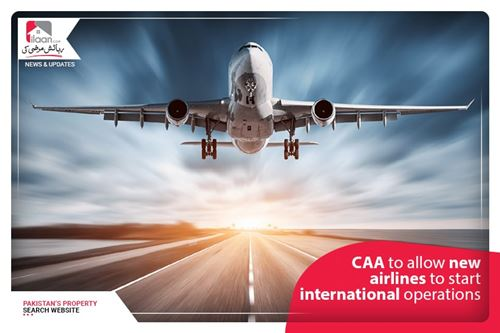CAA to allow new airlines to start international operations