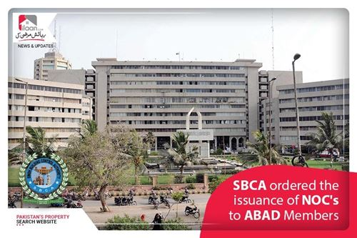SBCA ordered the issuance of NOC's to ABAD Members