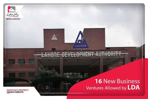 16 New Business Ventures Allowed by LDA