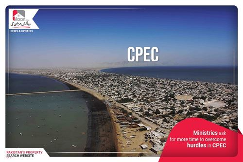 Ministries ask for more time to overcome hurdles in CPEC
