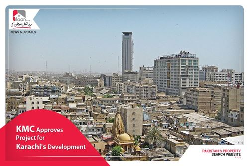KMC approves World Bank-supported project for Karachi's development