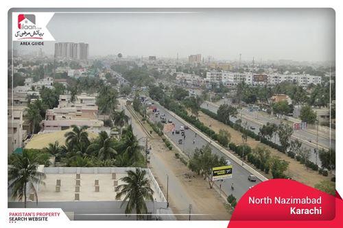 North Nazimabad, Karachi