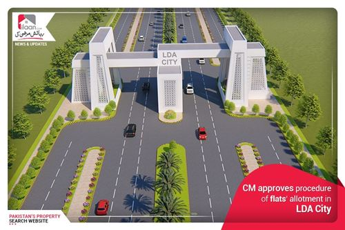 CM Approves Procedure of Flats' Allotment in LDA City
