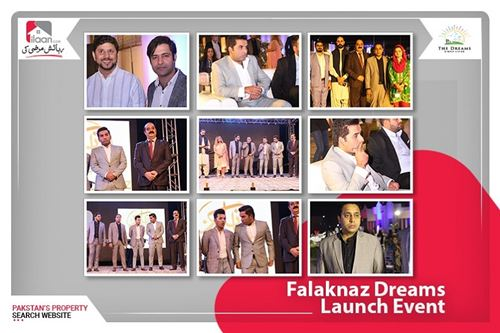Falaknaz Dreams Launch Event Held in Karachi