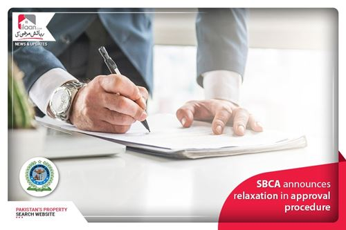 SBCA announces relaxation in approval procedure