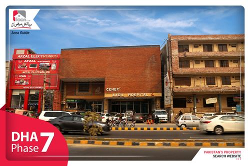 DHA Phase 7, Lahore
