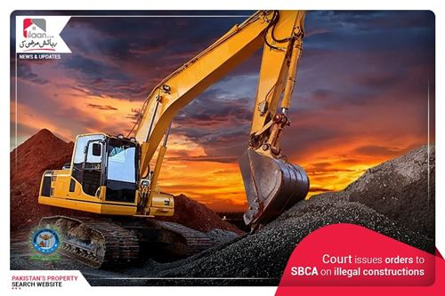 Court issues orders to SBCA on illegal constructions