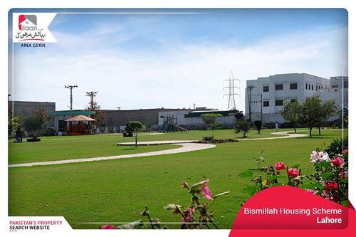 Bismillah Housing Scheme, Lahore