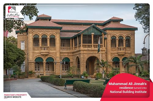 Muhammad Ali Jinnah's residence turned into National Building Institute
