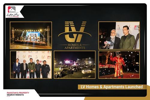 LV Homes & Apartments Launched After a Grand Ceremony Held at the Site