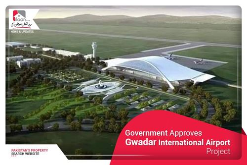 Government Approves Gwadar International Airport Project