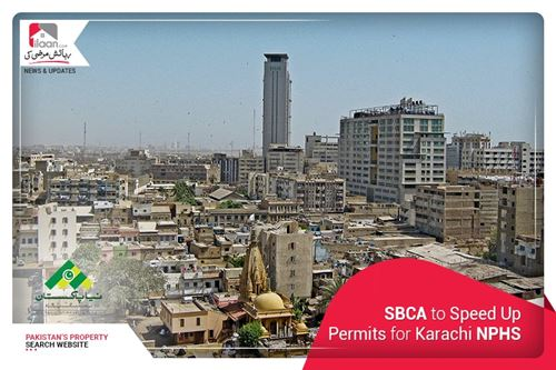 SBCA to speed up permits for Karachi NPHS