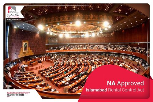 NA Approved Islamabad Rental Control Act