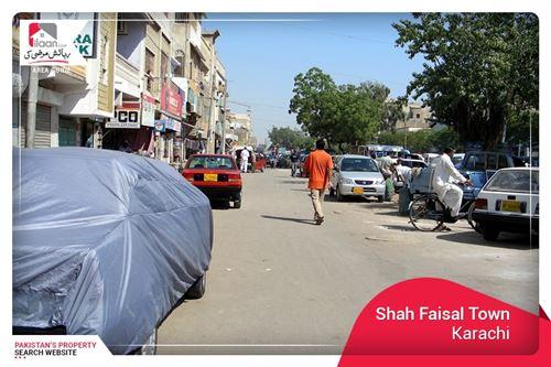 Shah Faisal Town Karachi