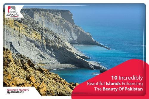 10 Incredibly Beautiful Islands Enhancing the Beauty of Pakistan