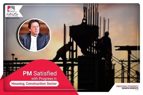 PM satisfied with progress in housing, construction sector