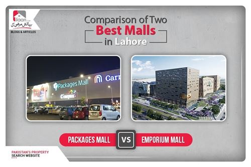 Packages vs. Emporium Mall - Comparison of Two Best Malls in Lahore