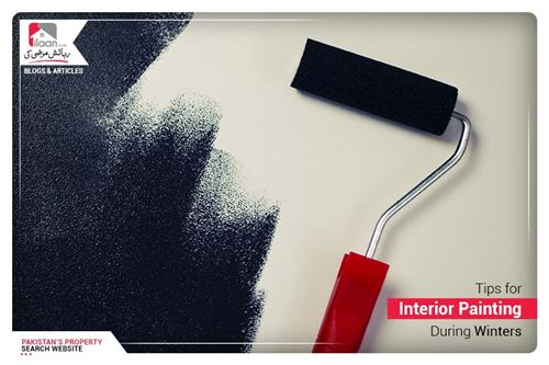 Tips for Interior Painting During Winters