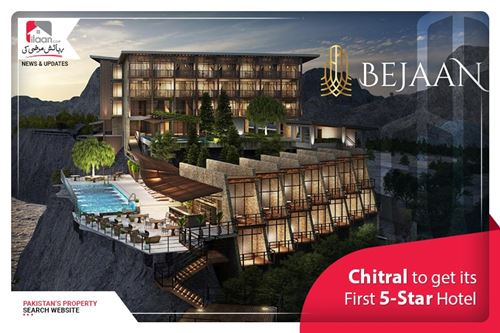 Chitral to get its first 5-star hotel