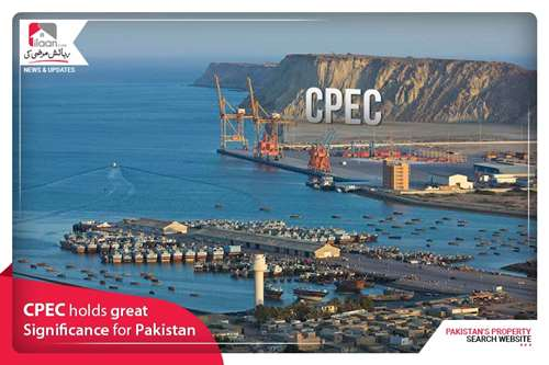 CPEC holds great Significance for Pakistan