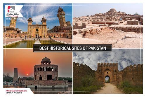 Best Historical Sites of Pakistan