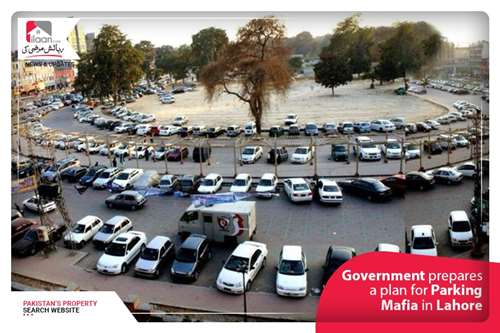 Government prepares a plan for Parking Mafia in Lahore