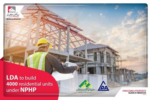 LDA to build 4000 residential units under NPHP