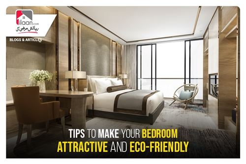 Tips to Make your Bedroom Attractive and Eco-friendly