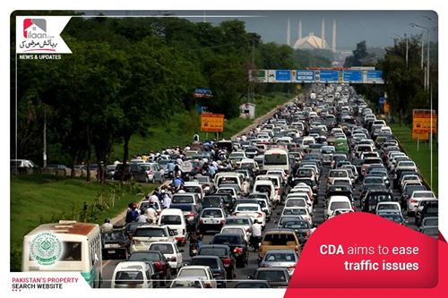 CDA Aims to Ease Traffic Issues