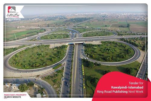 Tender for Rawalpindi-Islamabad Ring Road Publishing Next Week