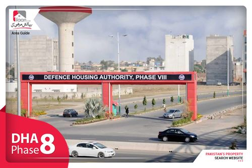 DHA Phase 8, Lahore