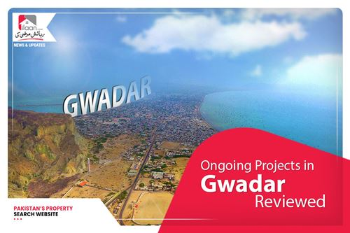 Ongoing Projects in Gwadar Reviewed