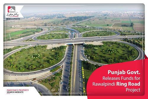 Punjab govt. releases funds for Rawalpindi Ring Road project