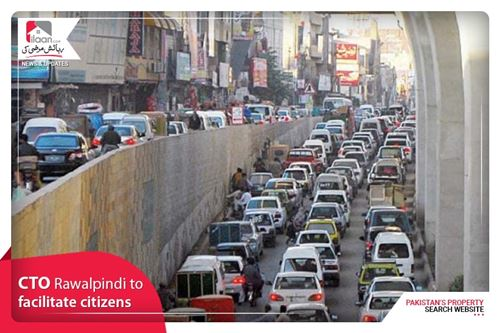 CTO Rawalpindi to facilitate citizens