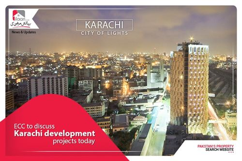 ECC to discuss Karachi development projects today