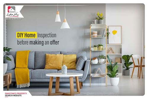 DIY Home Inspection before making an offer
