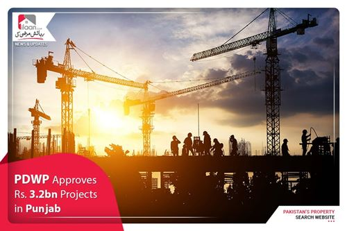 PDWP approves Rs. 3.2bn projects in Punjab