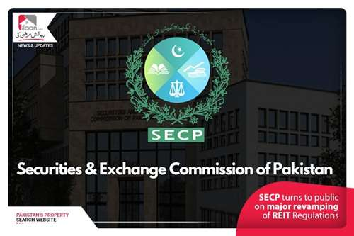 SECP turns to public on major revamping of REIT Regulations