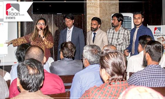 Dealers Meet & Greet with ilaan.com-Karachi E...