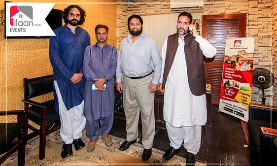 Chairman Pakistan Dealer Association - Karach...