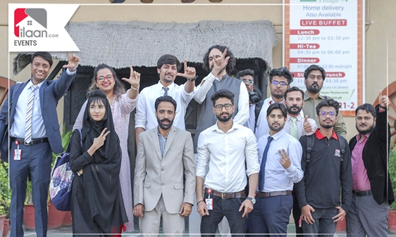 Meet & Greet with ilaan.com-Karachi Event