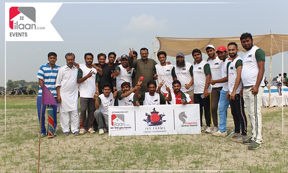 Highlights of IVY Farms Cricket Tournament Sp...
