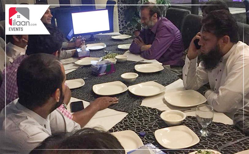 'Dealers Meet & Greet' event of ilaan.com