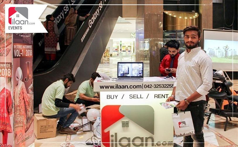 ilaan.com Event in Fortress Square